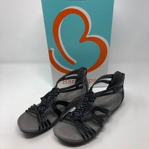 BareTraps Women's Joleen Sandals-Black- NIB!!